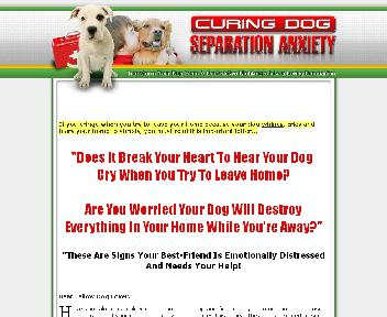 Curing Dog Separation Anxiety Coupon Codes