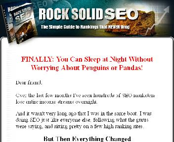 Rock Solid SEO Coupon Codes