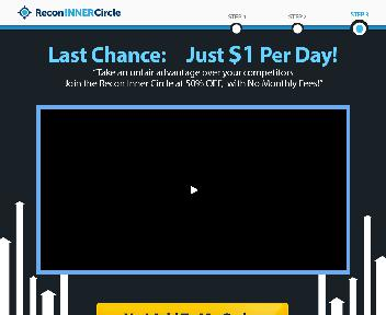 Recon Inner Circle Coupon Codes