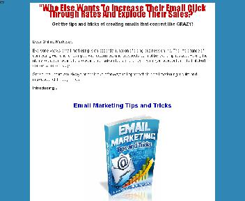 Email Marketing Tips And Tricks Coupon Codes