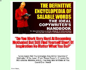 Definitive Encyclopedia Of Salable Words Coupon Codes