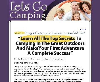 Let's Go Camping Coupon Codes