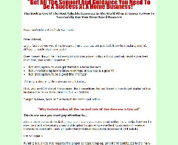 Home Business Success Comes with Master Resale/Giveaway Rights Coupon Codes