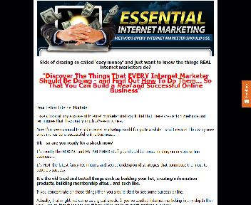 Essential Internet Marketing Coupon Codes