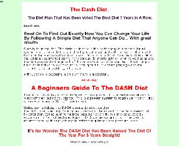 The Dash Diet. Coupon Codes