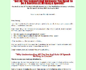 Art Of Writing A Speech Comes with Master Resale/Giveaway Rights Coupon Codes