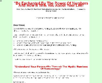Natural Numerology Comes with Master Resale/Giveaway Rights Coupon Codes