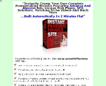Instant Personal Finance Site Comes with Master Resale/Giveaway Rights Coupon Codes