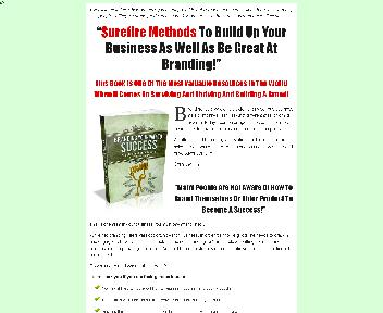 Branding Your Way To Success Comes with Master Resale Rights Coupon Codes