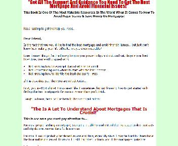 The Mortgage Deception Comes with Master Resale/Giveaway Rights Coupon Codes