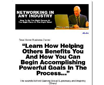 Networking In Any Industry Coupon Codes