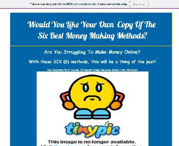 Six Best Money Making Strategies Coupon Codes