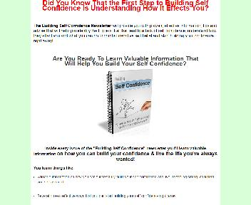 Building Self Confidence Coupon Codes