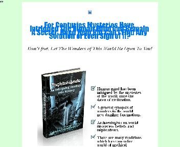 Unexplained Mysteries Coupon Codes