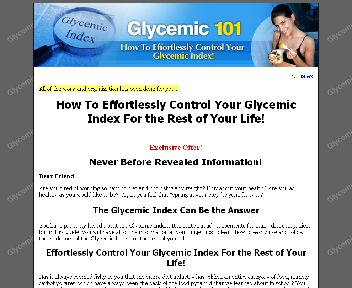 Glycemic Coupon Codes