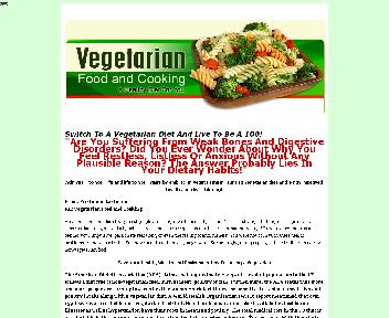 Vegetarian Food and Cooking Comes with Resale Rights Coupon Codes