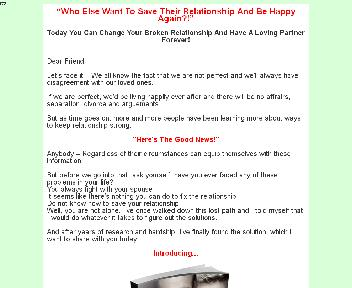 The Relationship Rescue Plan Coupon Codes