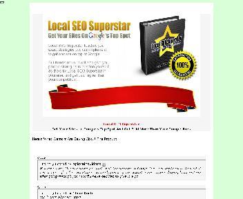 Local SEO Superstar Coupon Codes