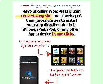 One Click Mobile Web App Coupon Codes